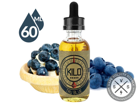 Tru Blue by Kilo E-Liquids 60ml