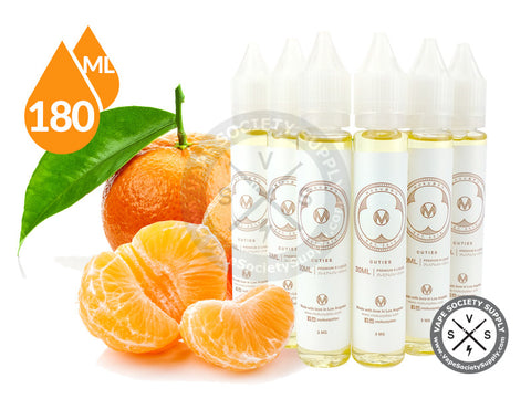 Moku E-Liquid Cuties 180ml