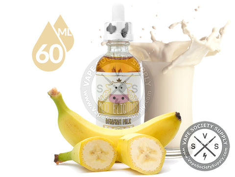 Banana Milk by Moo E-Liquids 60ml