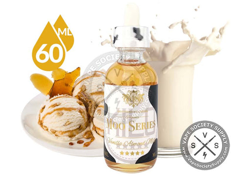 Vanilla Almond Milk by Moo E-Liquids 60ml