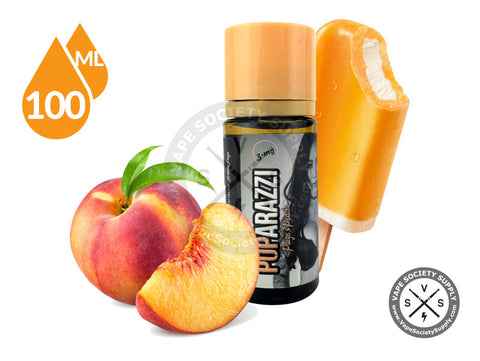 Paige's Peaches by Poparazzi E-Liquid 100ml