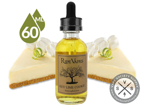 Key Lime Cookie by Ripe Vapes 60ml