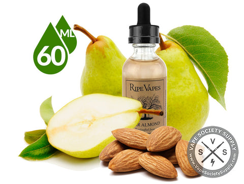 Pear Almond by Ripe Vapes 60ml