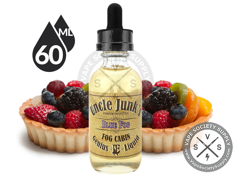 Blue Fog by Uncle Junk's 60ml
