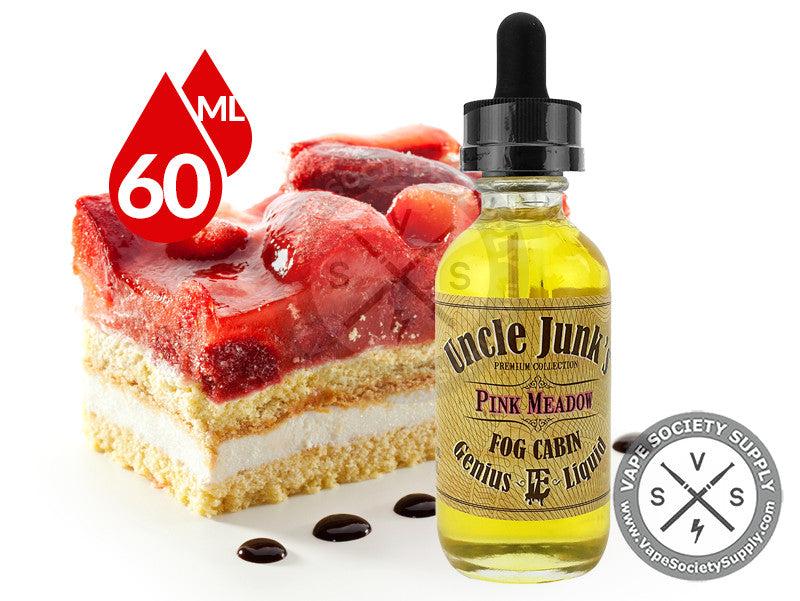 Pink Meadow by Uncle Junk's 60ml