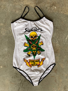 Possessed to Skate Bodysuit Large/XL