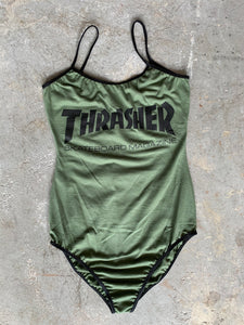 Thrasher Mag Bodysuit Small/Medium