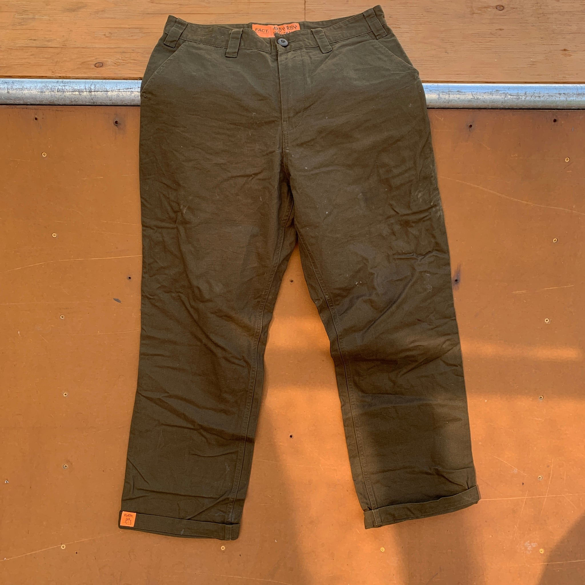 Andy Roy Originals Sample Pants (Only one ever made, size 32X30)