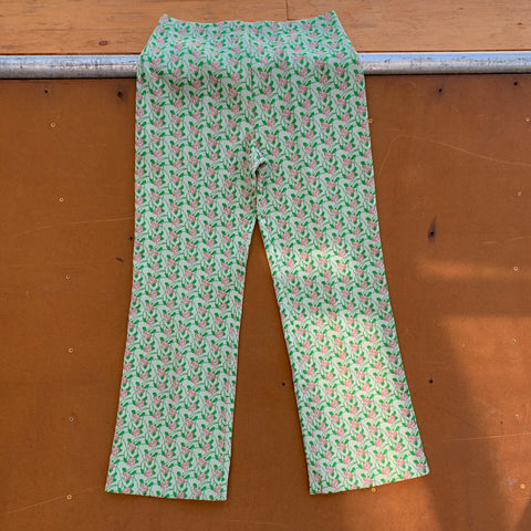 Vintage 60s stretch pants size Small/Medium