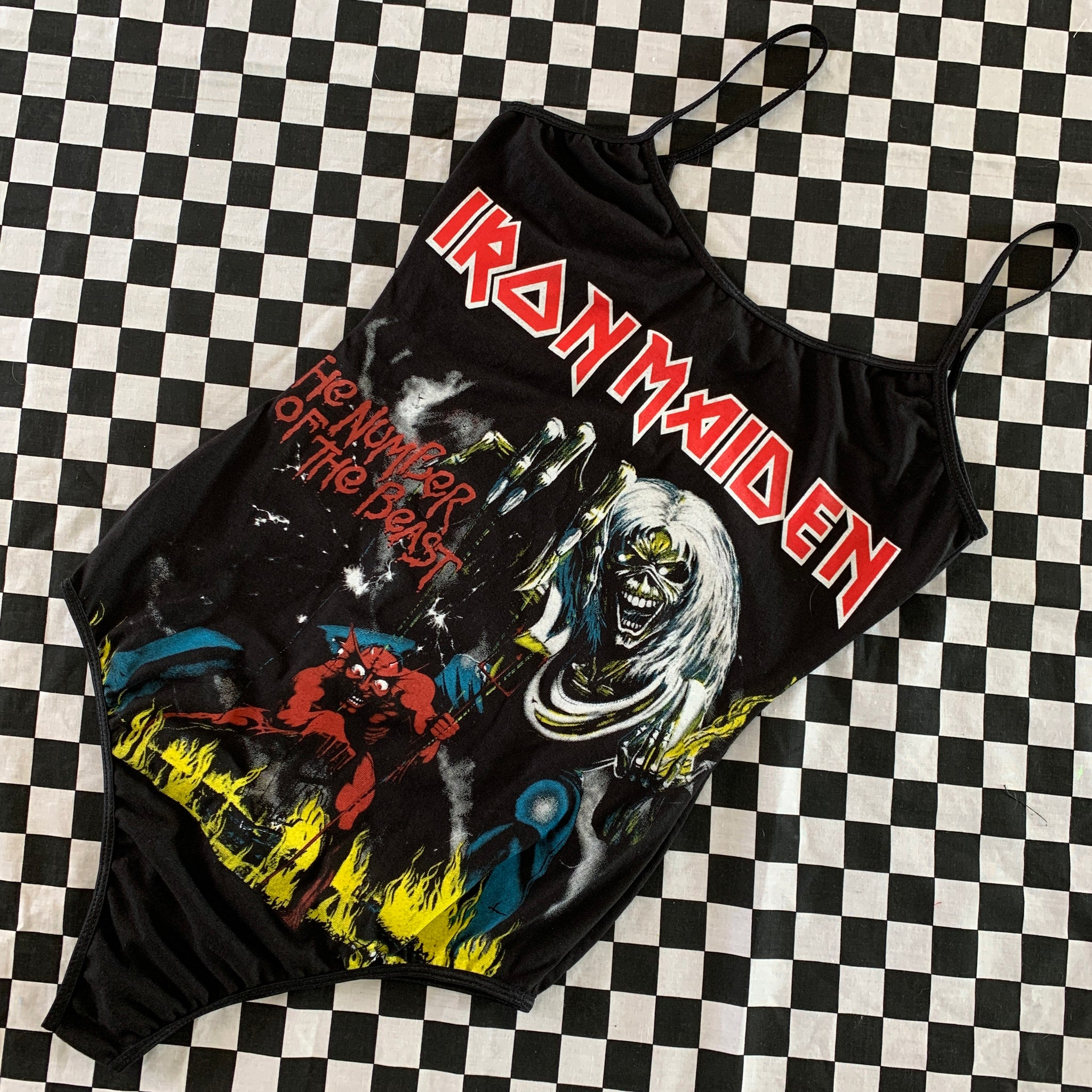 Iron Maiden Bodysuit Small/Medium