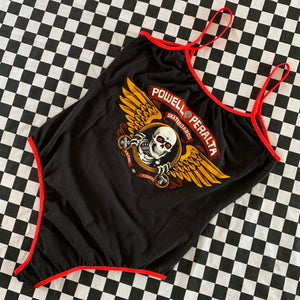 Winged Ripper Bodysuit Large/XL