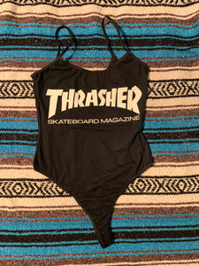 Copy of Thrasher Mag Bodysuit XS