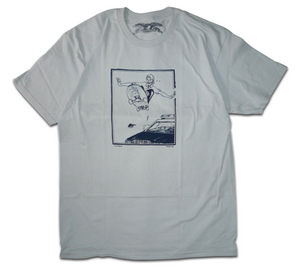 Antihero Skull Mountain T-Shirt