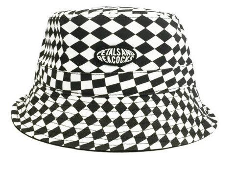 Warped Bucket Hat