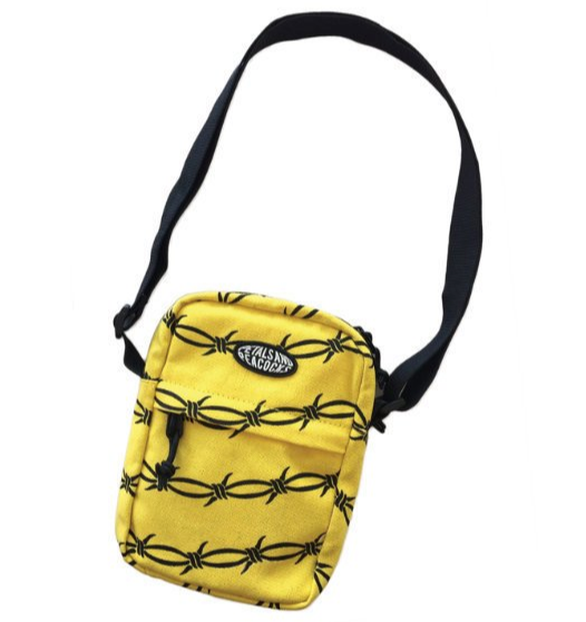 Barb Wire Shoulder Bag