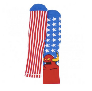 Toy Machine American Monster Socks