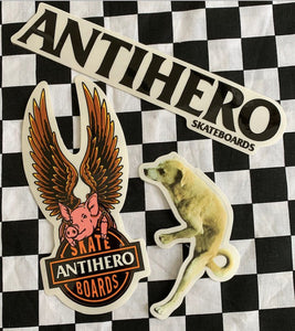 Antihero Stickers