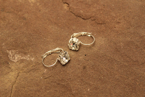 Swarovski Crystal Ice Earrings