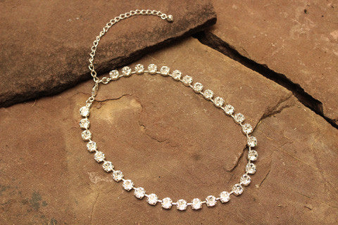 Swarovski Crystal Ice Necklace
