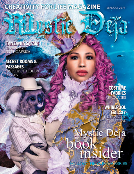Mystic Deja Magazine | Issue 1