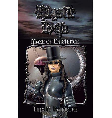 MAZE OF EXISTENCE (MYSTIC DEJA, BOOK 1) Original Cover