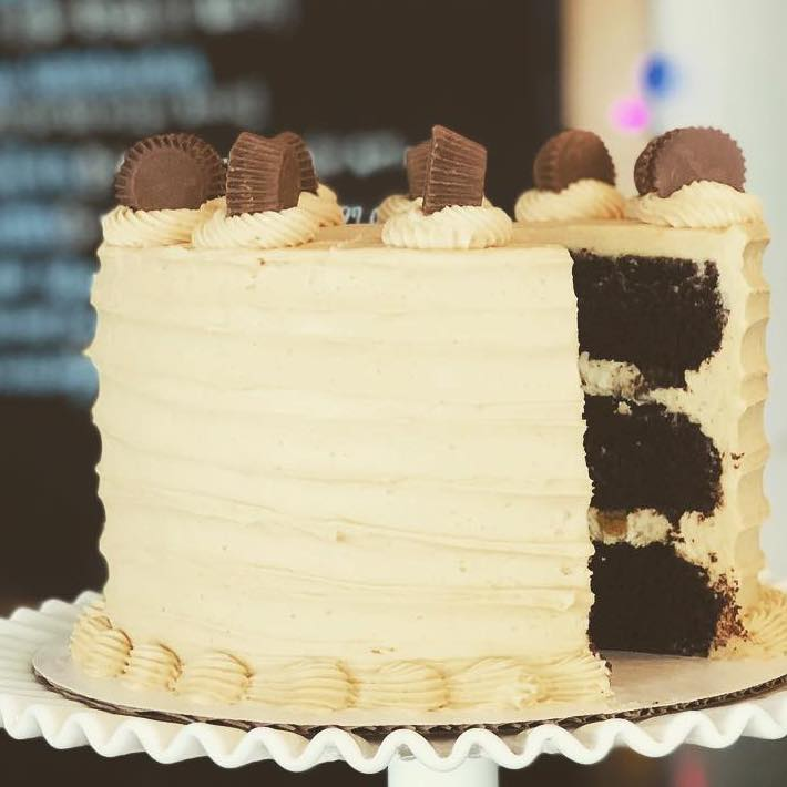 Reese's Peanut Butter Dream Cake