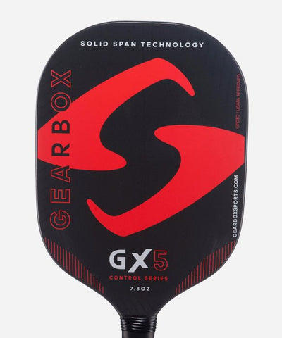 GEARBOX GX5 CONTROL - RED - 7.8OZ