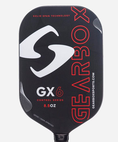 GEARBOX GX6 CONTROL - RED - 8.5OZ