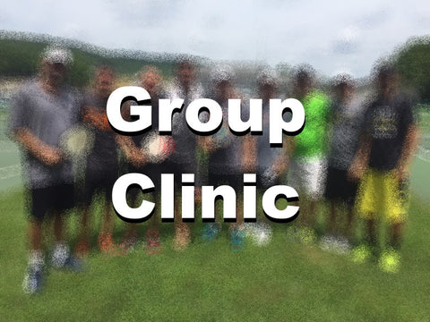 Pickleball Group Clinic: 5-24 Players