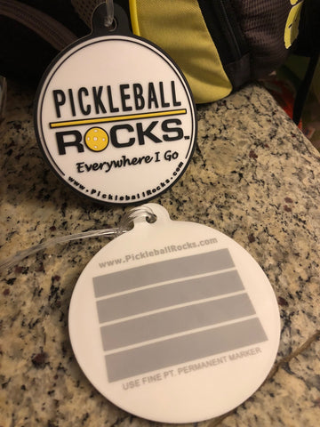 Pickleball Bag Tag