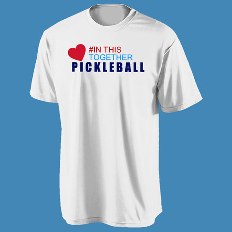 In This Together Pickleball Shirt