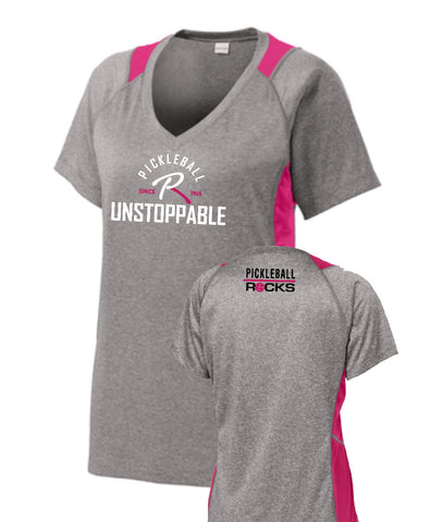 Unstoppable Pickleball - Ladies First Edition Pickleball Since 1965
