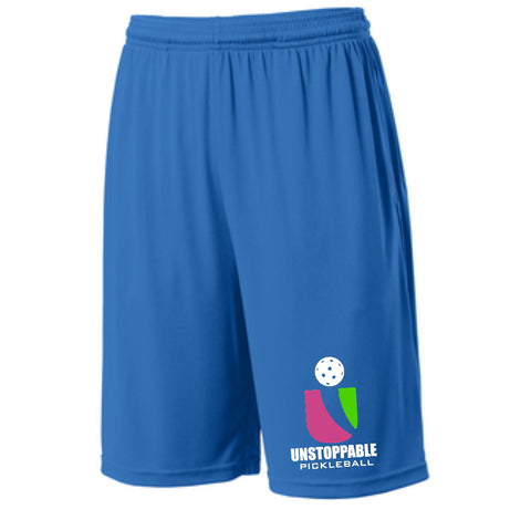Unstoppable Pickleball - First Edition Dri Fit Royal True Blue Shorts