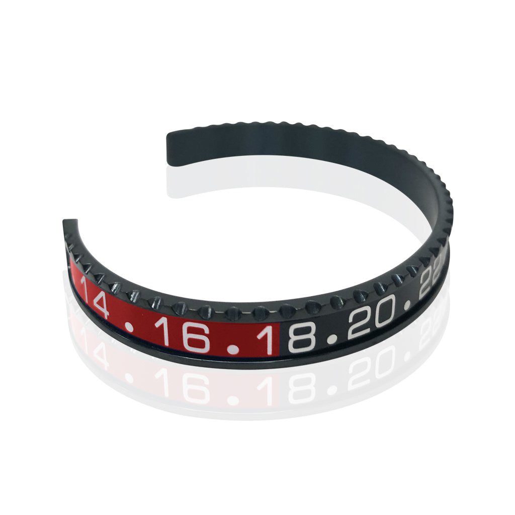 Speedometer Watch Bracelet - Vantani Wedding Bands