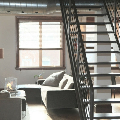 Give your bedroom the loft treatment!