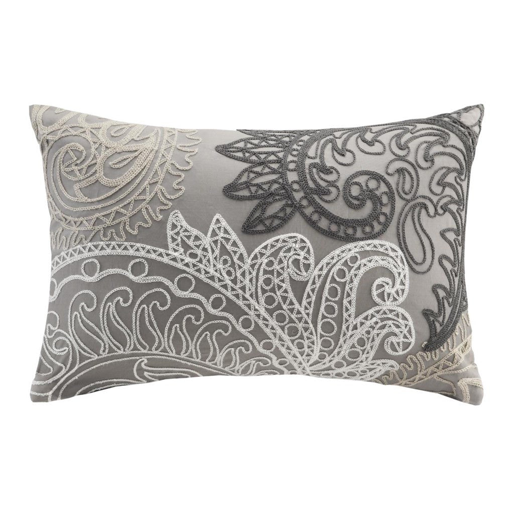 Kiran Oblong Pillow Taupe