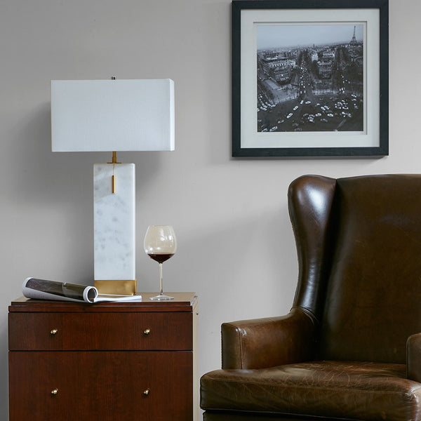Bringham Large Table Lamp | Madison Park Signature
