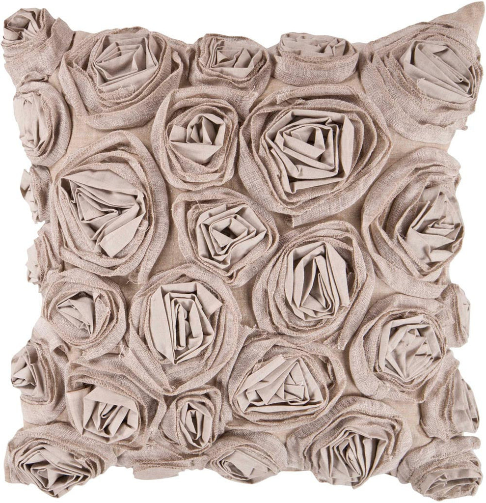 Rustic Romance decorative pillows in Brown, Neutral