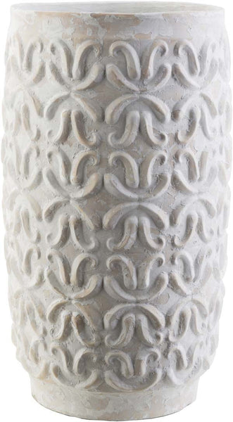 Avonlea Coastal Ivory, Taupe Color Pot  small