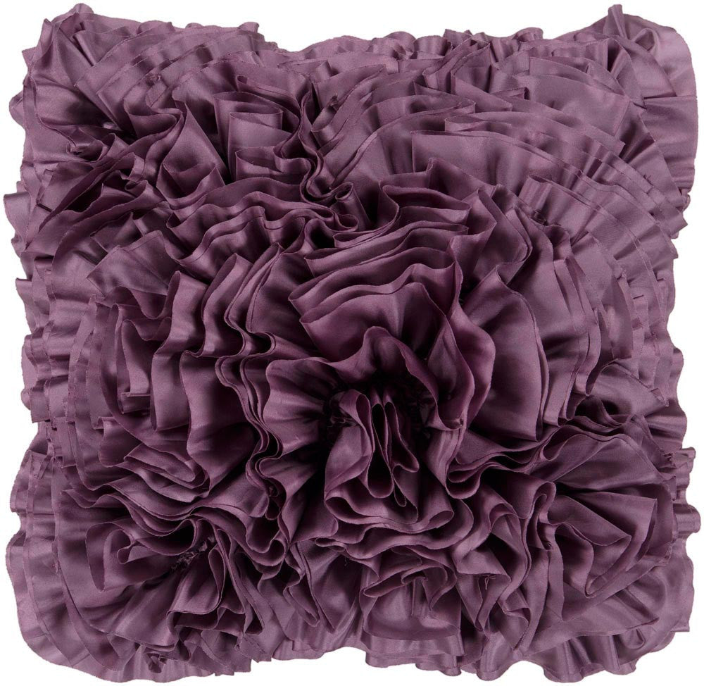 Prom decorative pillows in Purple
