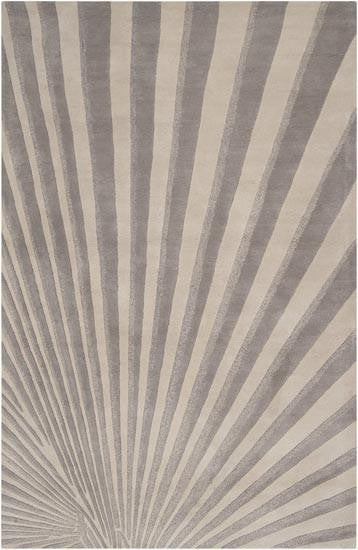 Surya Candice Olson Design Modern Classics Rugs - Gray, Ivory, Light