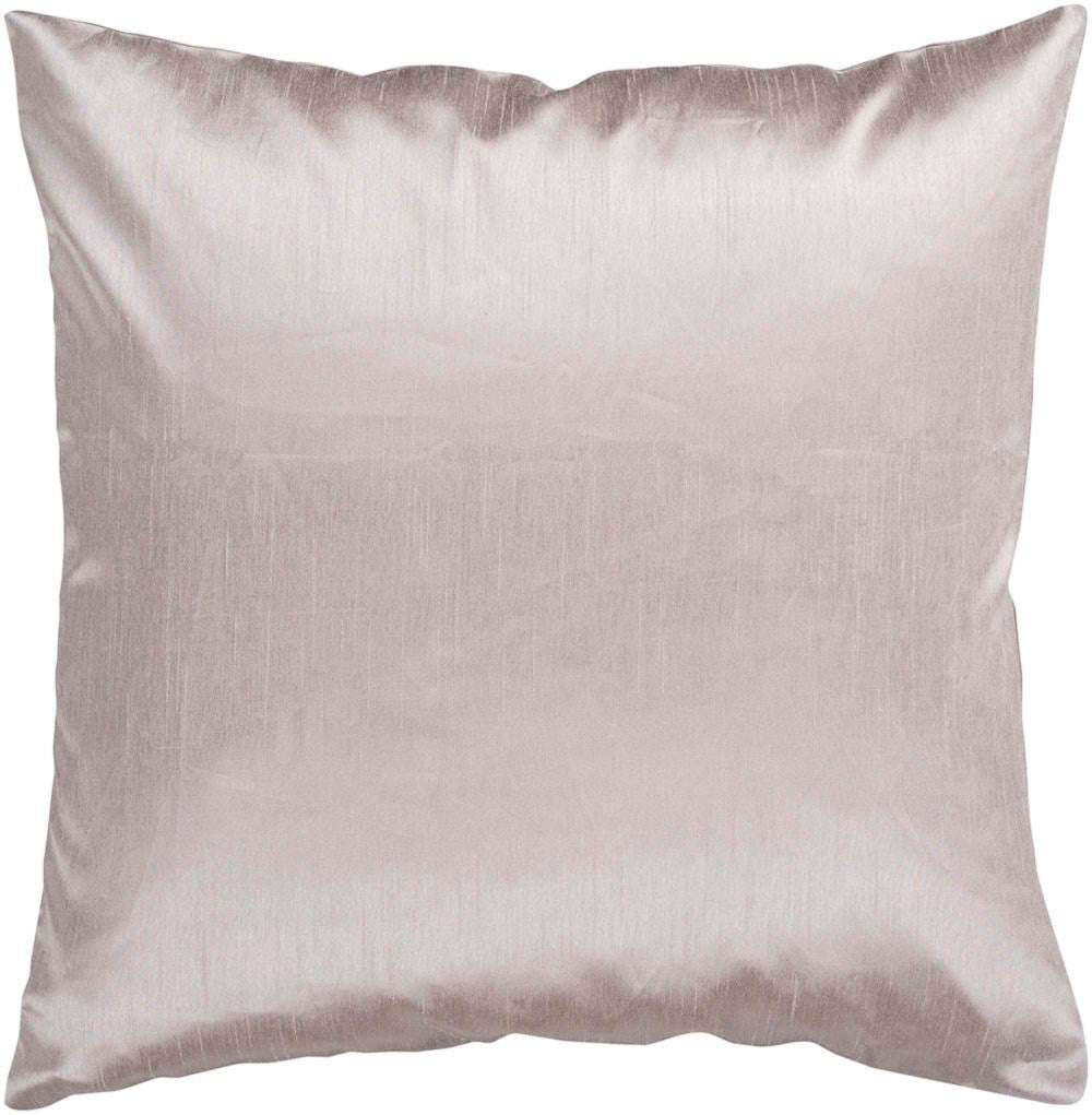 Solid Luxe decorative pillows in Neutral