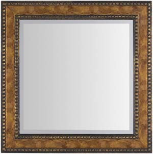 Huntington wall mirror copper