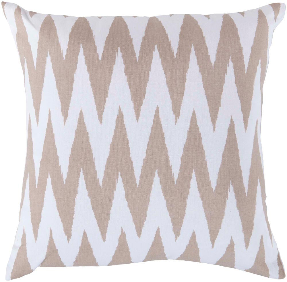 Vibe decorative pillows in Neutral, Neutral