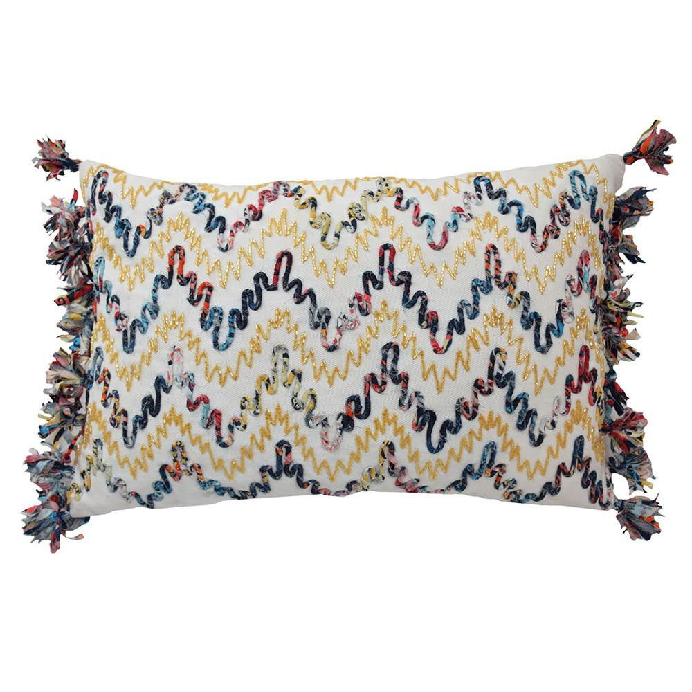 Luminoso Decorative Pillow, Multi