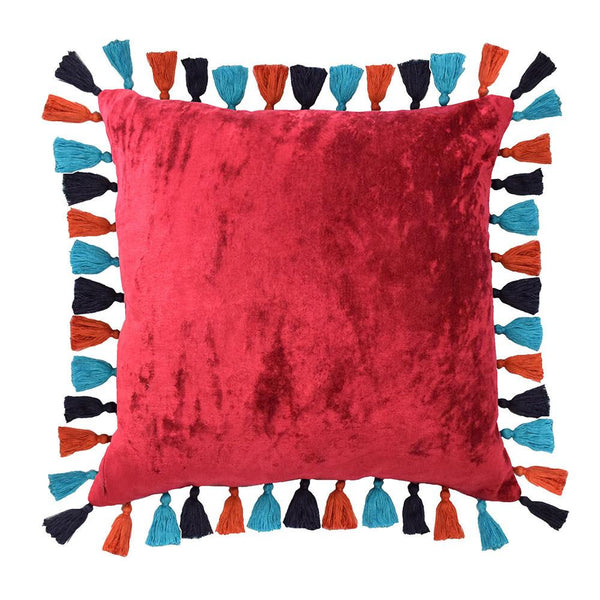 Macarena Decorative Pillow, Multi