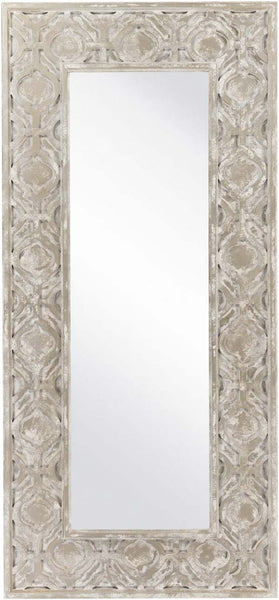 Surya Wall decor Wall Mirror Weathered Pewter