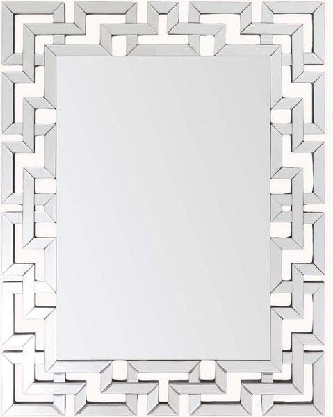 Radcliff Wall Mirror Silver