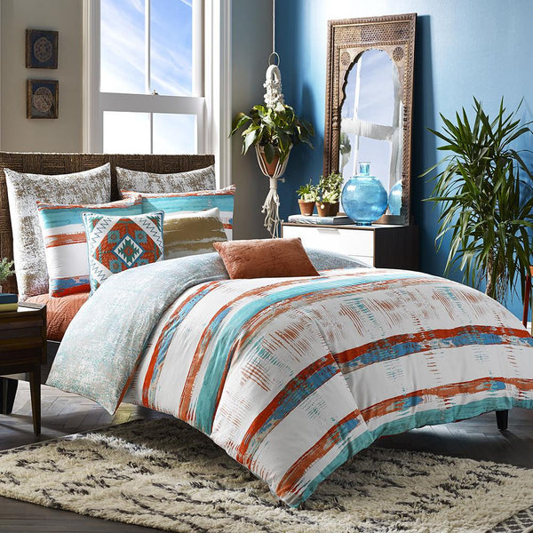 Siesta Duvet Set, Multi