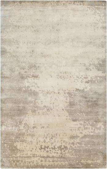Surya Candice Olson Design Slice of Nature Rugs - Beige, Gray, Ivory, Light Gray, Light Gray